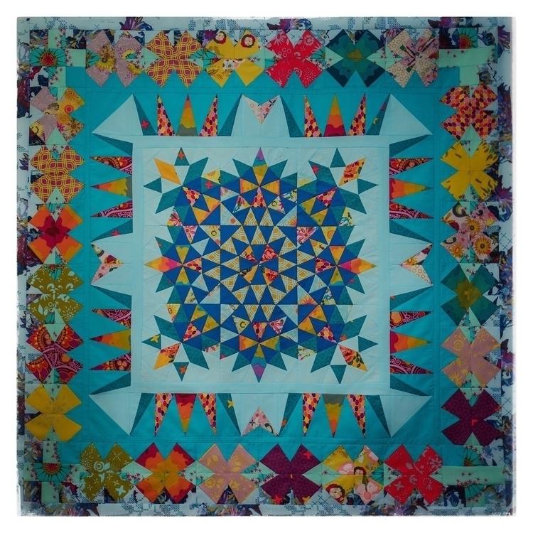 update - kaleidoscopequilt - lopolokko | ello