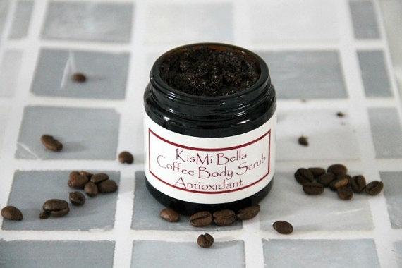 Organic Coffee Body Scrub Cinna - kismibellabathandbody | ello