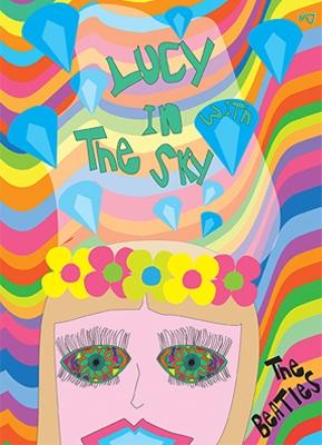 Lucy Sky - TheBeatles, AzuldeLimón - azuldelimon | ello