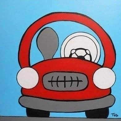 Dish Ran Spoon - artbytod, tod, todcrites - artbytod | ello