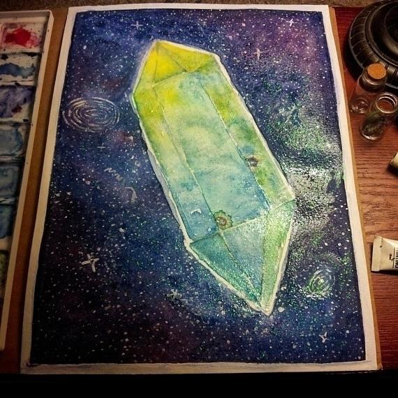 Find 9 12 Green Blue Fluorite p - mintroyaleshop | ello