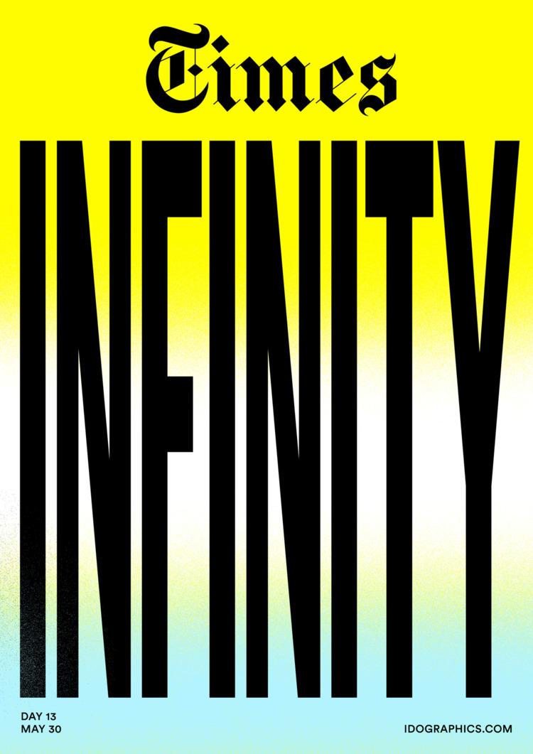 TIMES INFINITY - design, typography - idographics | ello