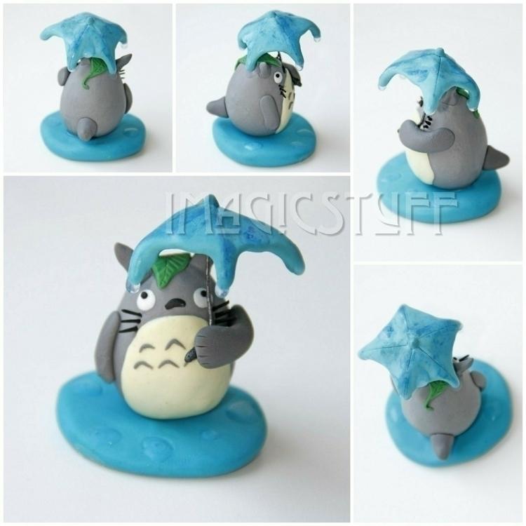 neighbor Totoro Hayao Miyazaki - i_magicstuff | ello