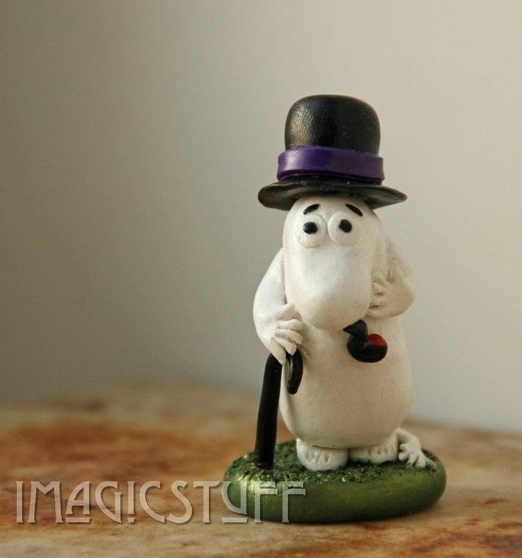Moomin Papa Tove Jansson. love - i_magicstuff | ello