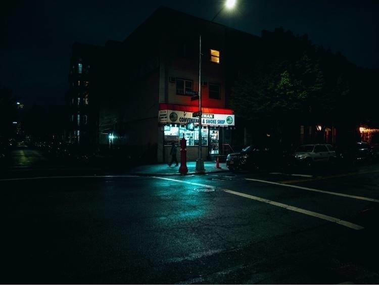 Rainy day Brooklyn - streetphotography - alexandercollin | ello