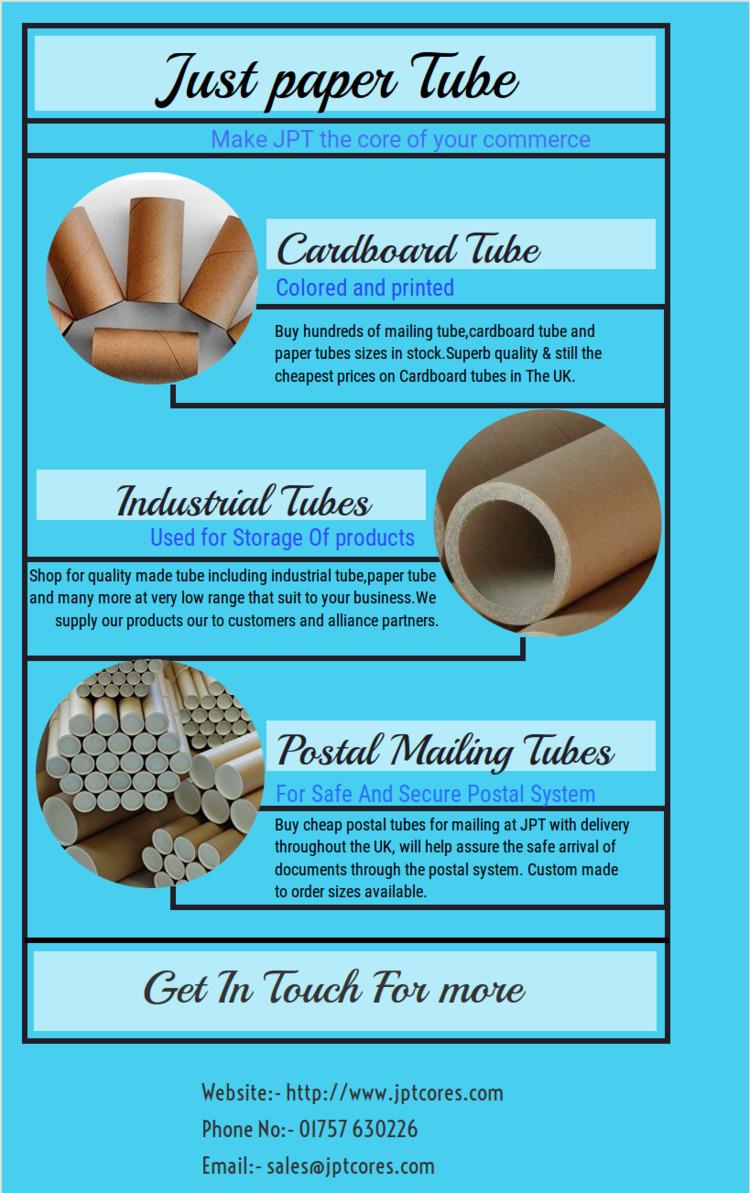 JPT paper tube cardboard manufa - jptcores | ello