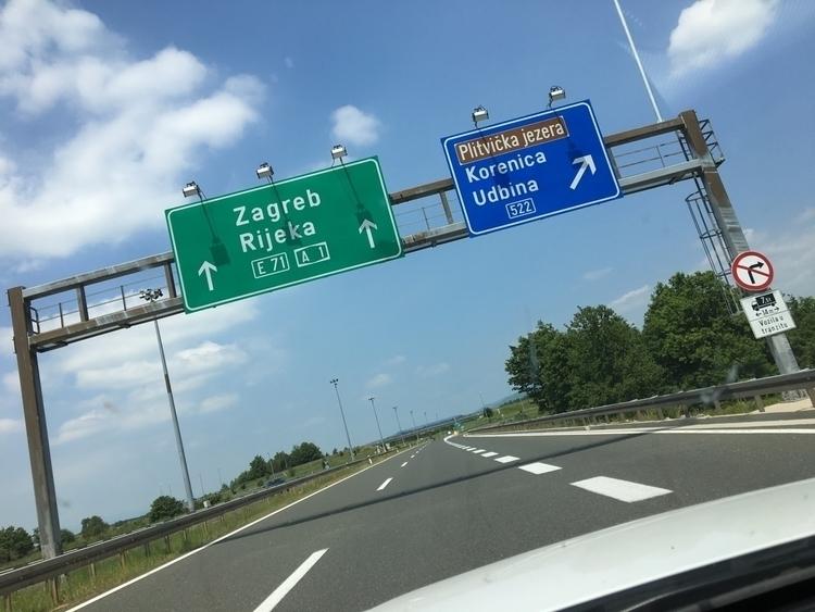 Cruising Zagreb - AutocestaA1 - rowiro | ello