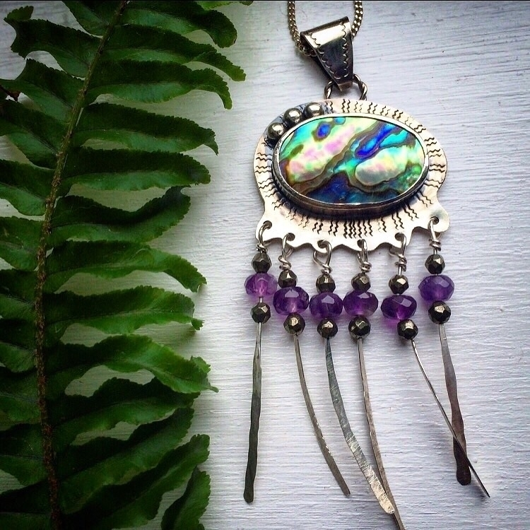 Swimmer:sweat_drops::purple_hea - maryajewelry | ello