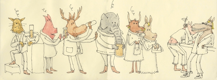 Watering hole - mattiasadolfsson | ello