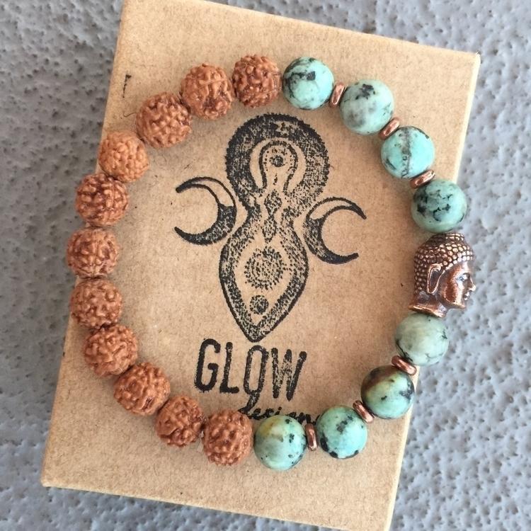 gorgeous african turquoise, sto - glowdesigns | ello