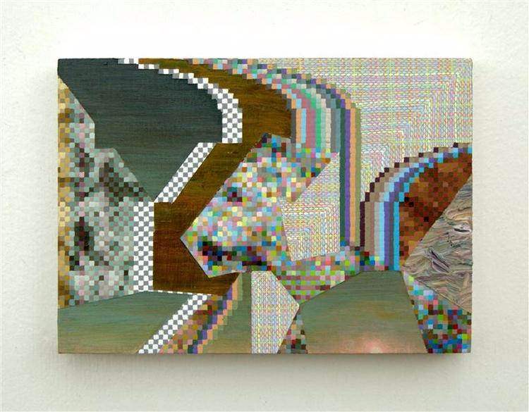 Mark Stebbins, Dawn (2016), acr - markstebbins | ello