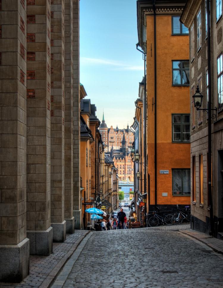 Gamla Stan, Stockholm street To - neilhoward | ello