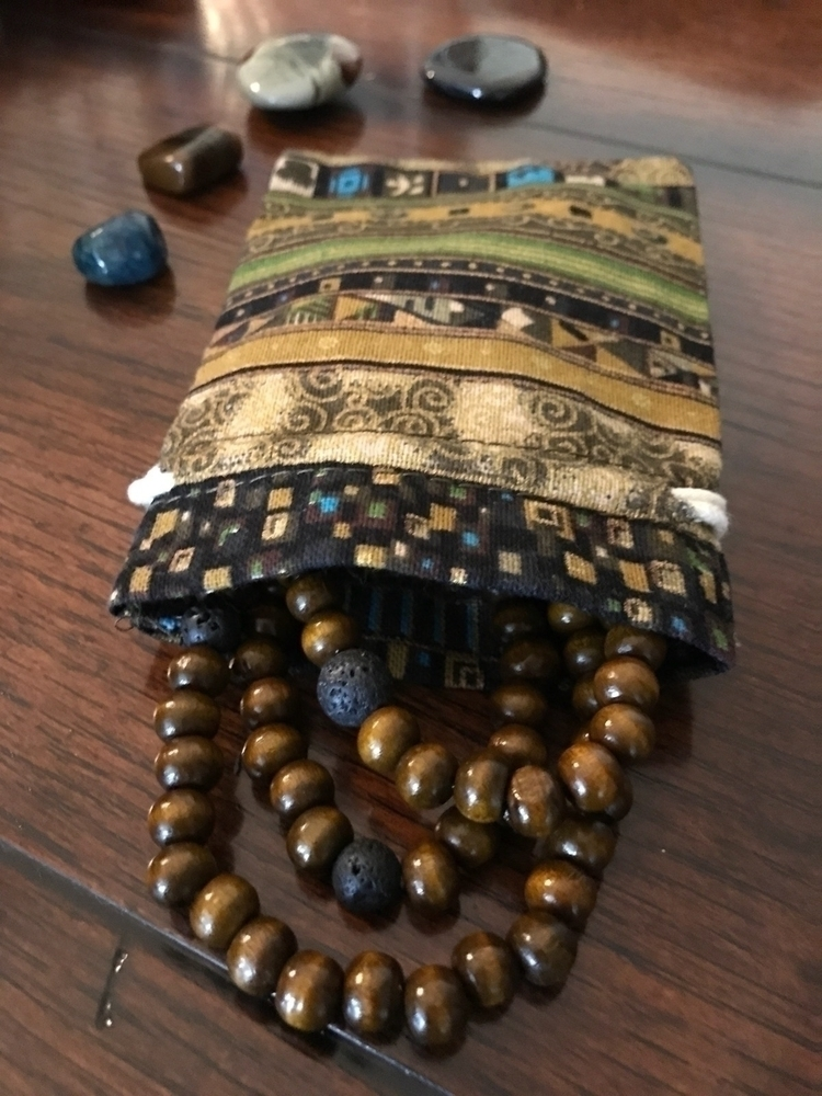 Packing custom order 108 bead w - earthandspirittraders   ello