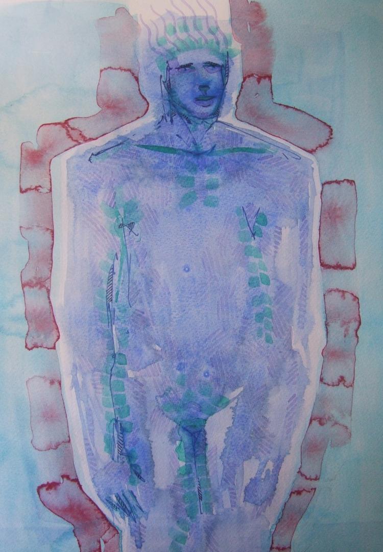 Anje Gardien Watercolour - euric | ello