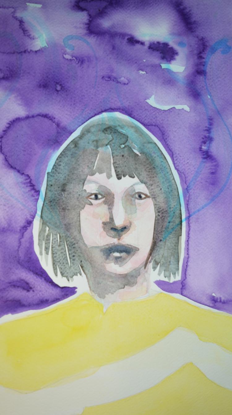 Watercolour - euric | ello