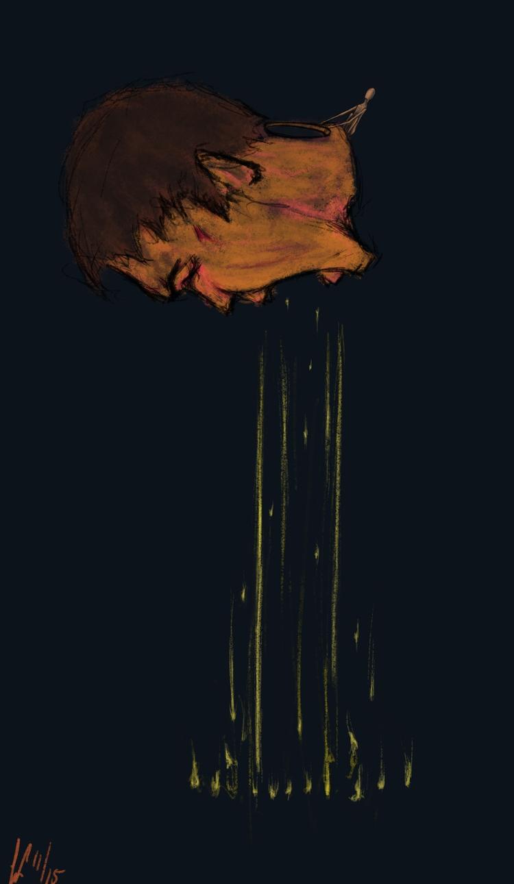 Scream - jl_illustration | ello