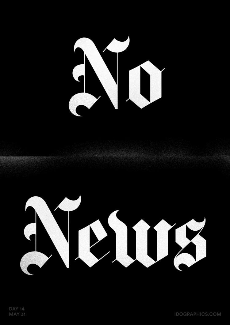 NEWS - design, typography, type - idographics | ello