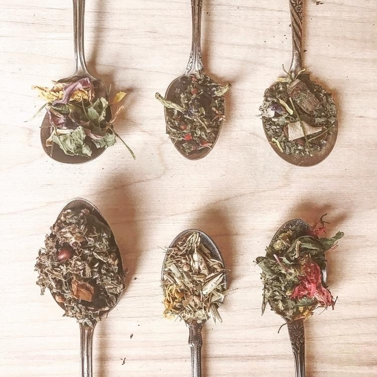herbaltea, herbalism - ritual_botanica | ello