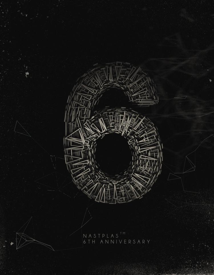 NastPlas - Anniversary, 3D, Illustration - nastplas | ello