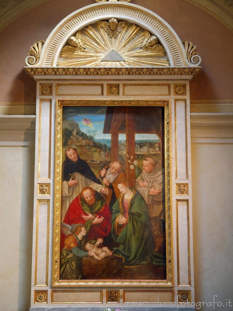 Milan (Italy): Crib Saints Gaud - milanofotografo | ello