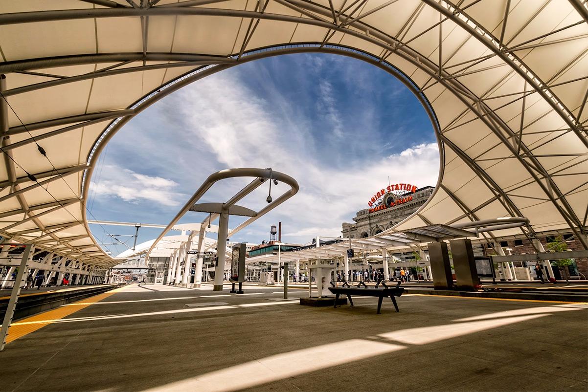 Canopy. Obligatory shot Denver  - doc   ello