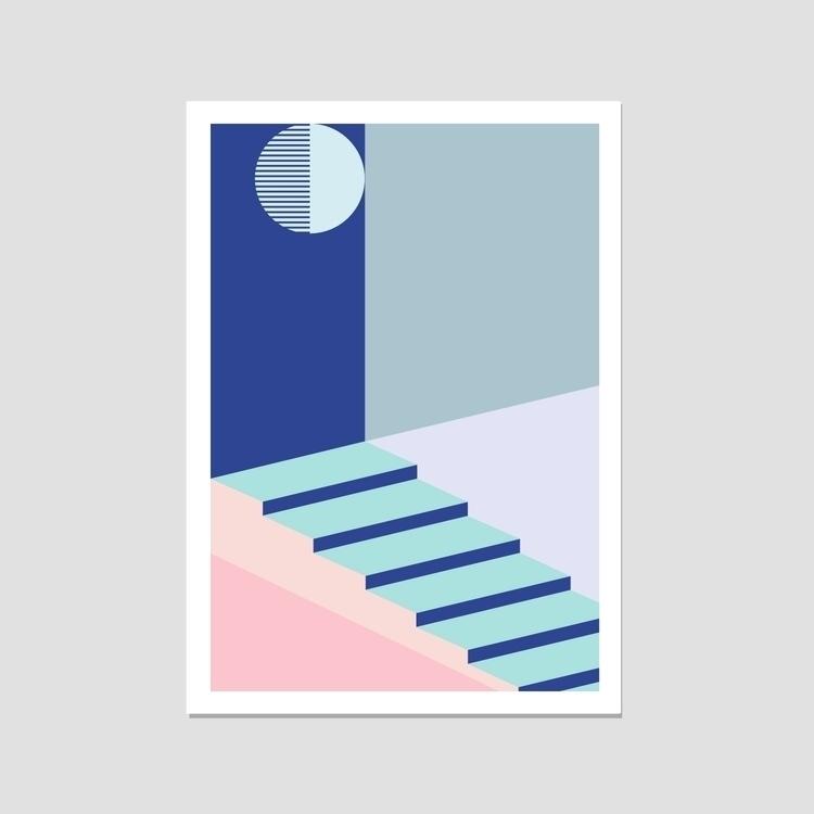 print added Vista collection - geometry - studioonto   ello