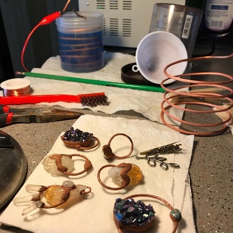ready electroforming process, m - taramantra | ello