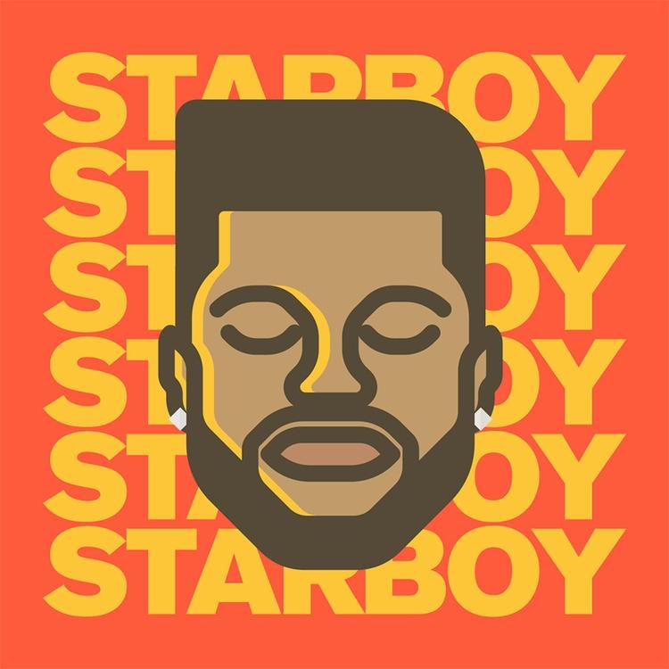 Weeknd - chadwickalphabetic   ello