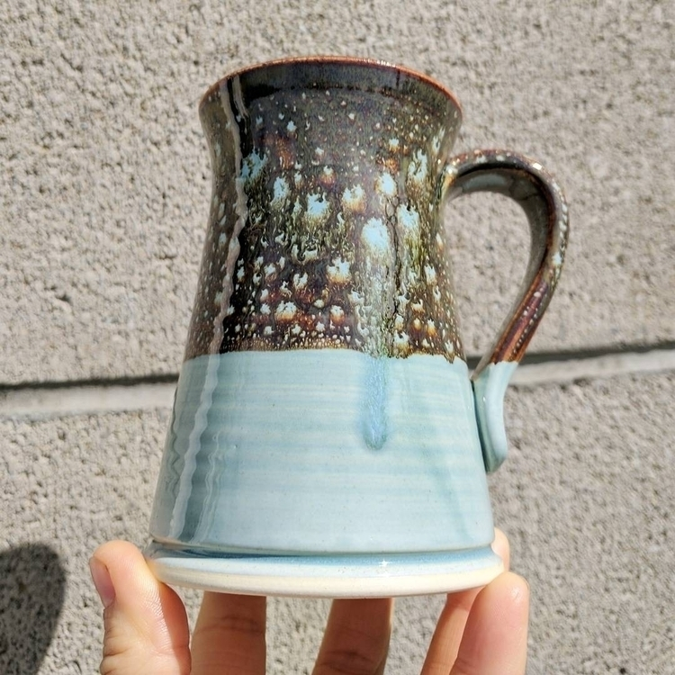 Tortoise Shell glaze combo - ceramics - hillippieclayco | ello