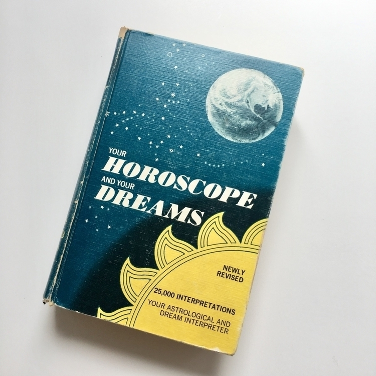 dreamer - vintagebook, astrology - helloviolet | ello