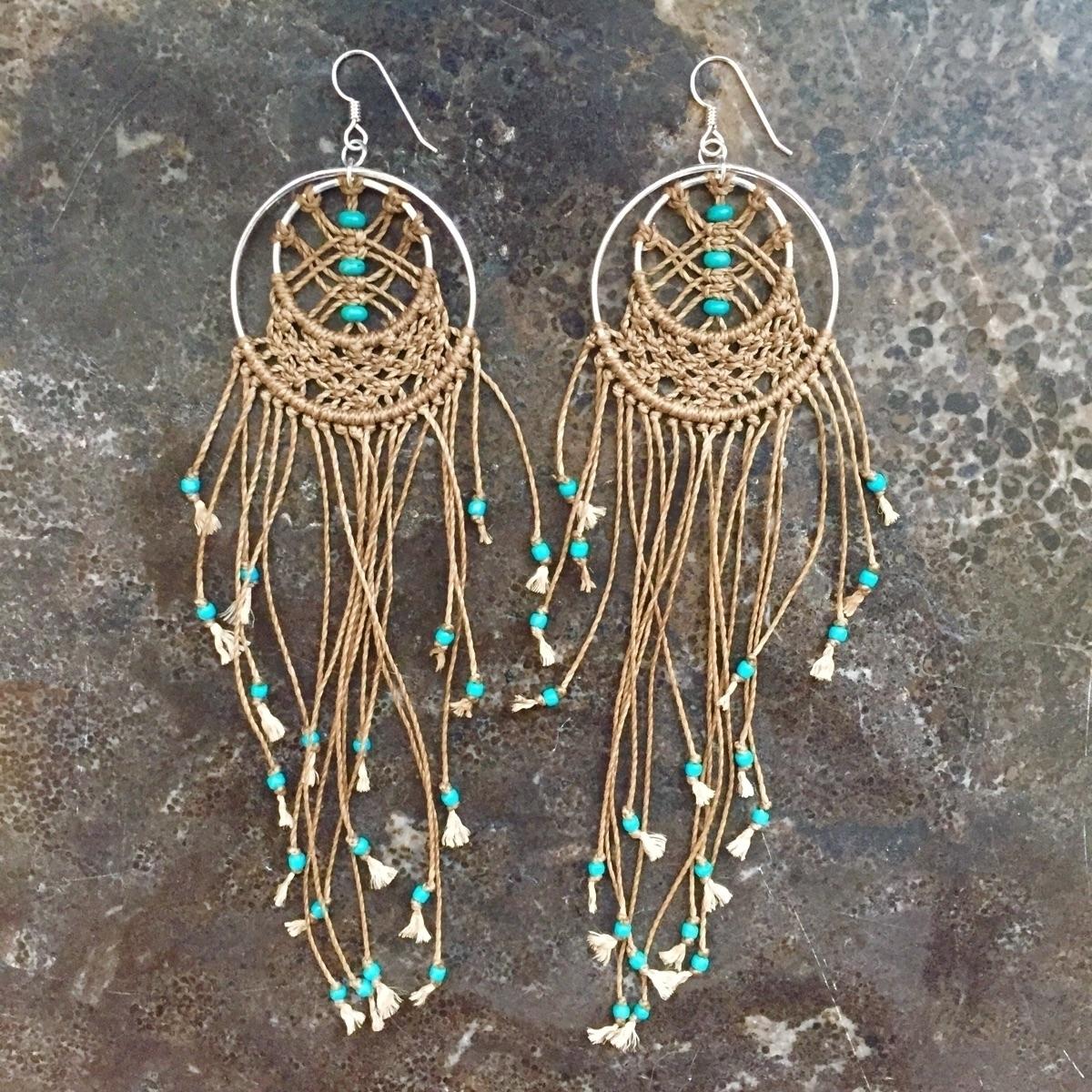 Experimenting styles earrings.  - mariefrancine | ello