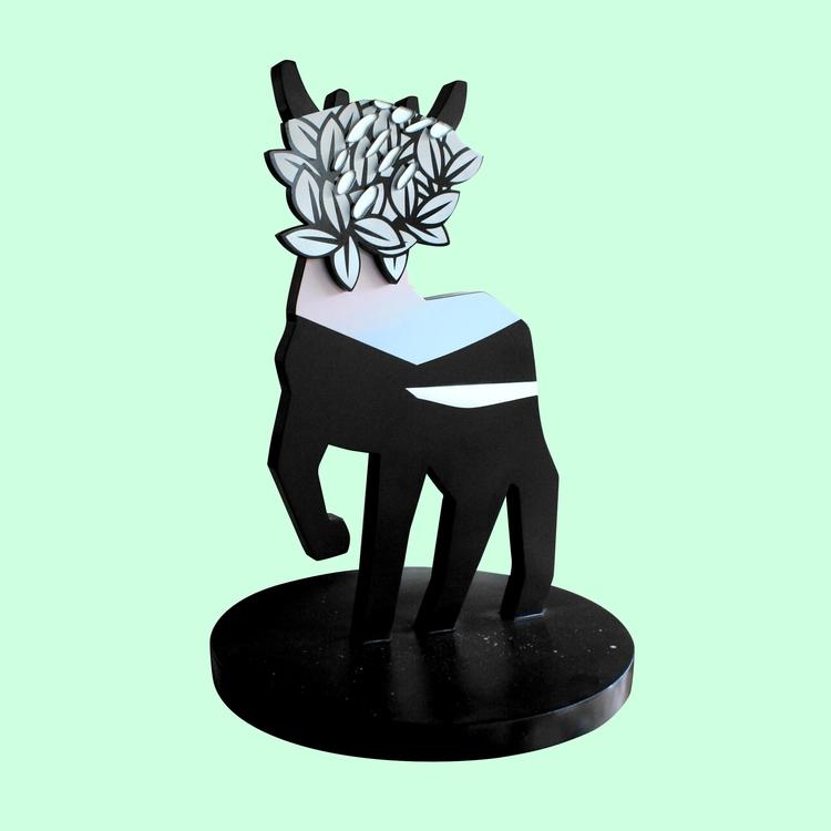 artnow, contemporaryart, sculpture - wtges   ello
