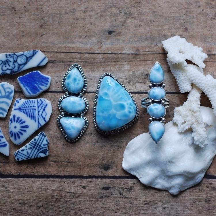Larimar stone feminine power sh - tranquilgoddess | ello