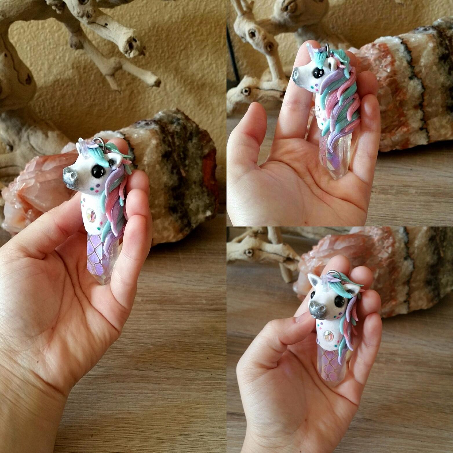 finished custom polymer clay un - craftmuseclay   ello
