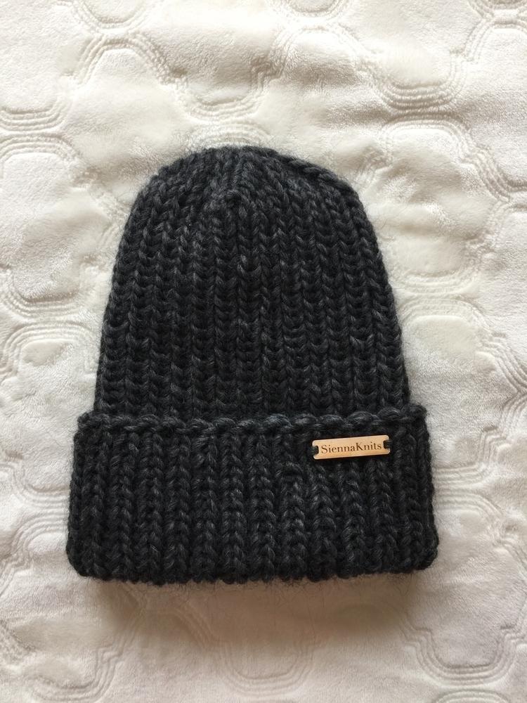Wool alpaca unisex knitted bean - siennaknits | ello