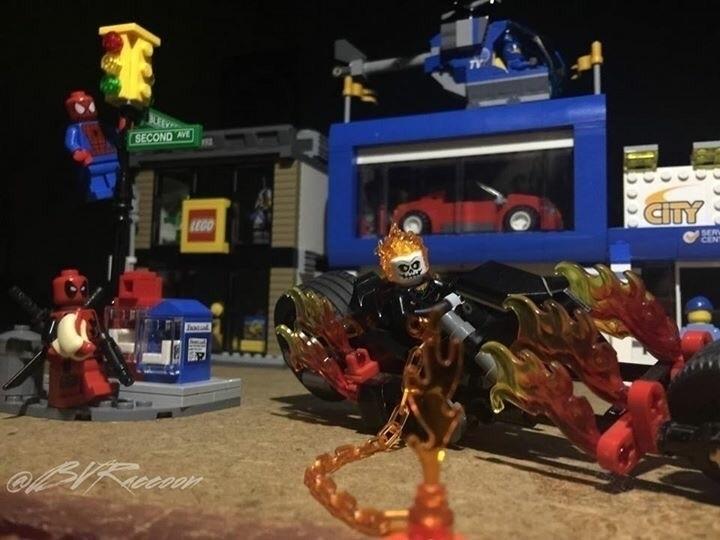 Johnny punish - lego, legopic, lego365 - belialvr   ello