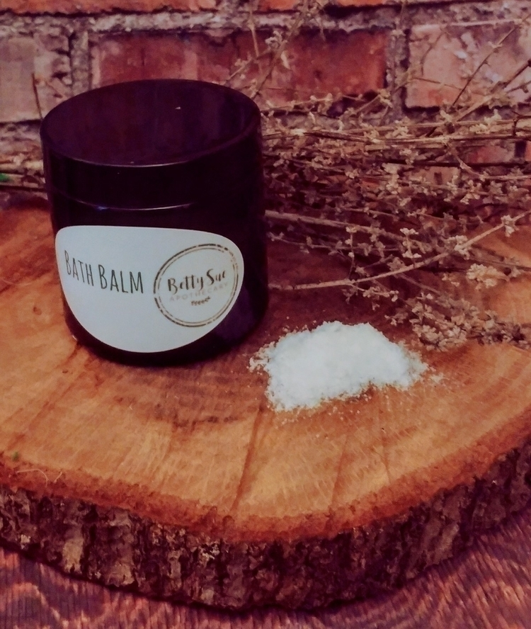 bath, - providing bath balm jar - bettysueapothecary | ello