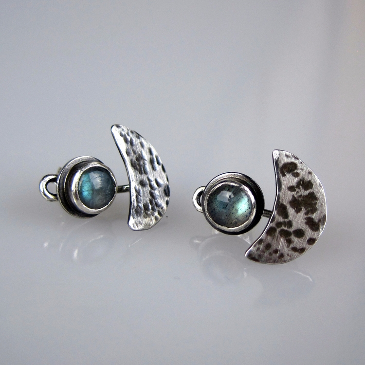 Labradorite Sterling Silver, cr - whitneybanksjewelry | ello