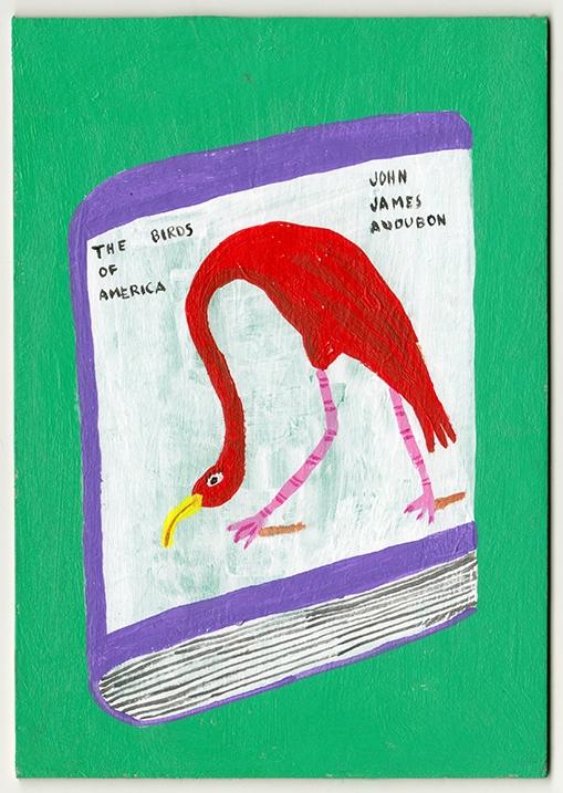 Audubon - ruivitorinosantos | ello