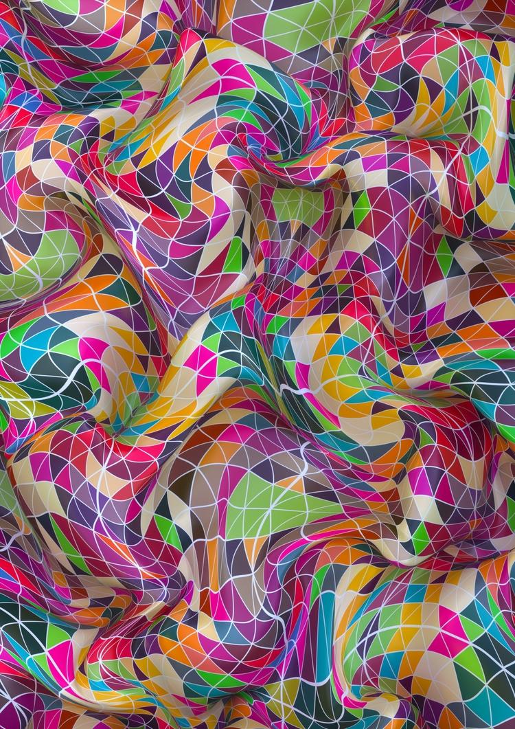 'Candy Background', 2017 + - everydaysjourney - dannyivan | ello