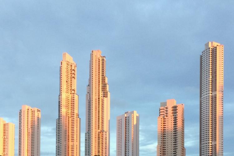 Buildings Golden Hour - architecture - todovisual | ello