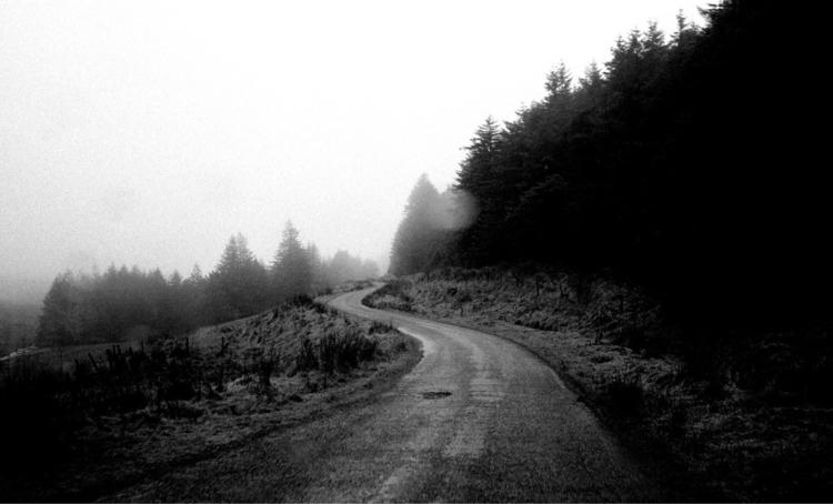 Open road. Instagram - Northern - jmo   ello