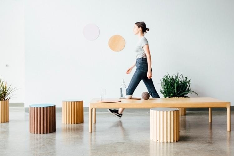 Walking bout - kickstarter, smallbusiness - studiocorelam | ello