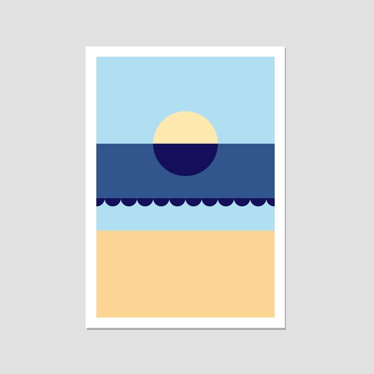 print inspired rising falling s - studioonto | ello
