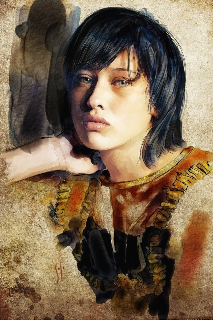 Painting solo - soloartwork | ello