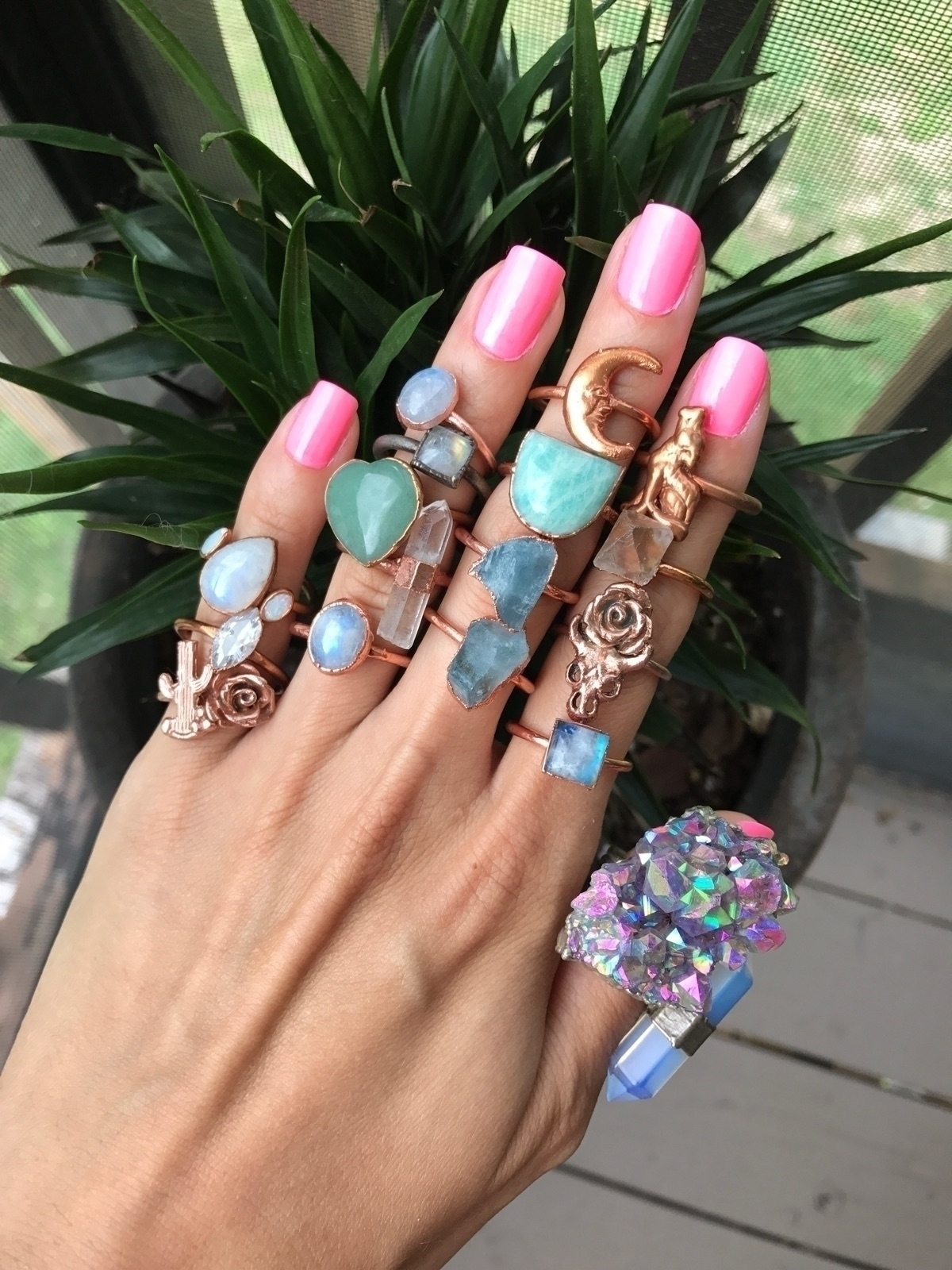 Ring Sale:sparkles::two_hearts - auraluna | ello