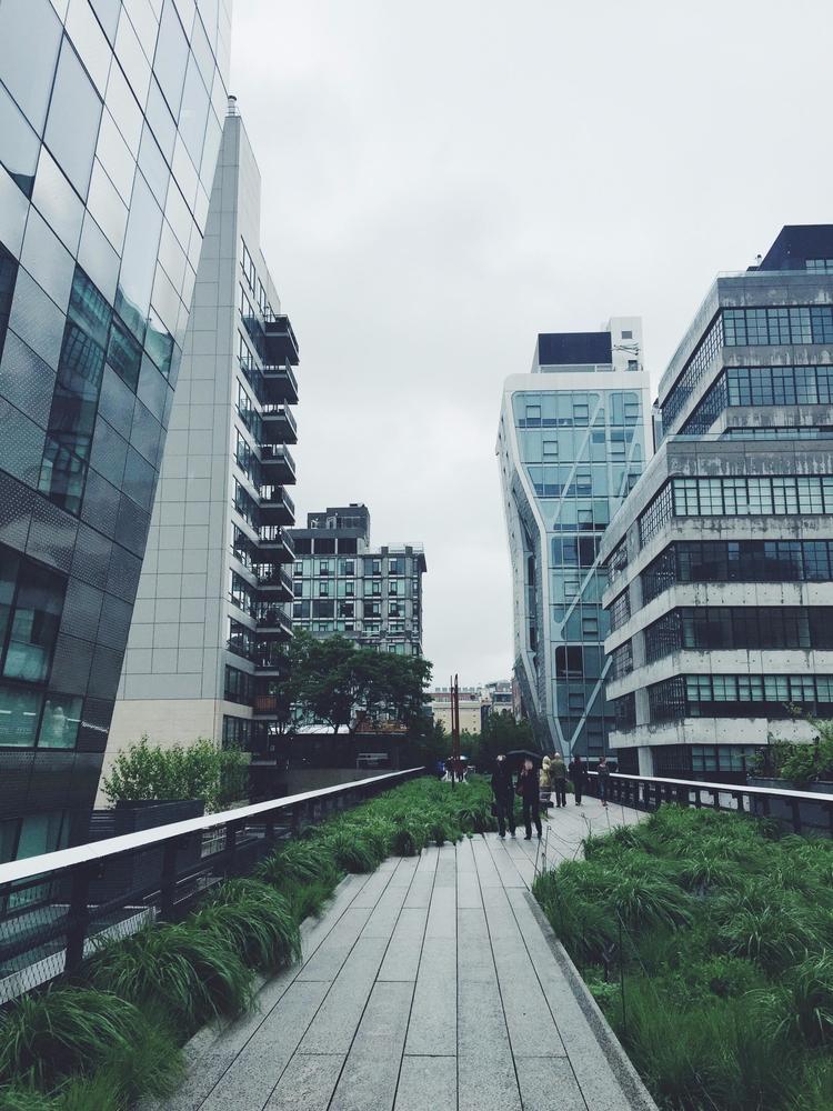 Highline | York - ny, newyork, architecture - toriamia | ello