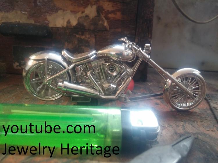 handmade, handcrafted, motorcycle - devid_mesropov | ello