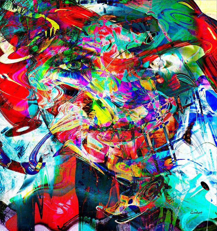 Artist: Gode Wilke Title: Obses - art-godot | ello