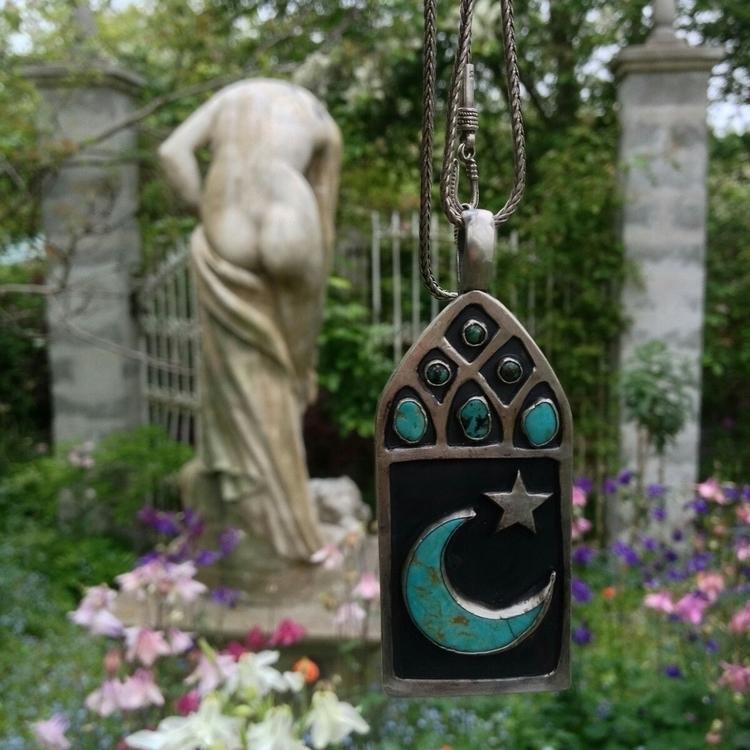 secret garden - nomadjewellery, whomadeyourjewellery - charleysforestsilver | ello